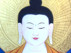 See the detail of Amitabha