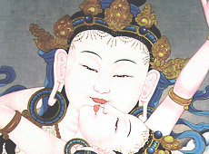 See the detail of Vajrasattva